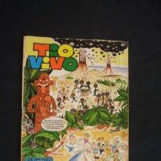 Tebeos: TIO VIVO - EXTRA DE VACACIONES 1968 - BRUGUERA - . Lote 32986080