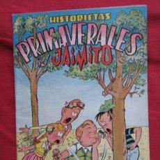 Tebeos: EXTRA 26 ,HISTORIETAS PRIMAVERALES DE JAIMITO , 1957 EDITORIAL VALENCIANA , ORIGINAL. Lote 33090415