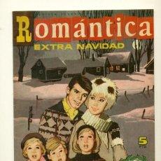 Tebeos: ROMANTICA EXTRA NAVIDAD 63 - CON SARA MONTIEL, ALAIN DELON.... Lote 33891537