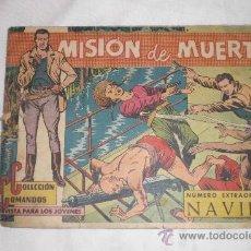 Tebeos: COLECCION COMANDOS Nº 73 Nº EXTRAORDINARIO DE NAVIDAD ED VALENCIA. Lote 33642769