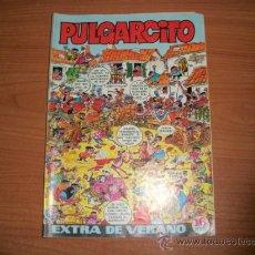 Tebeos: PULGARCITO - EXTRA DE VERANO 1971 -EDITORIAL BRUGUERA -CON EL SHERIFF KING - . Lote 34161832