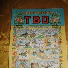 Tebeos: ALMANAQUE TBO EXTRA NAVIDAD 1954 : UN HOMBRE PRACTICO *. Lote 34314975