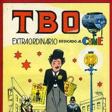 Tebeos: EXTRAORDINARIO TBO , DEDICADO AL CINE , ORIGINAL , B63. Lote 49004674