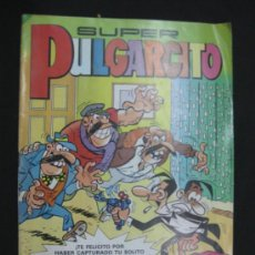 Tebeos: SUPER PULGARCITO. NÚMERO EXTRA. EDITORIAL BRUGUERA 1981.. Lote 36877300