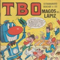 Tebeos: TBO. EXTRAORDINARIO DEDICADO A LOS MAGOS DEL LAPIZ.. Lote 37738650