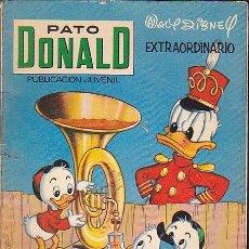Tebeos: COMIC PATO DONALD EXTRAORDINARIO 1970. Lote 39404076