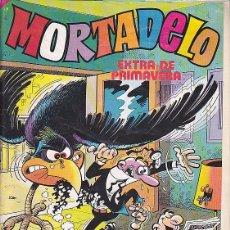 Tebeos: COMIC MORTADELO EXTRA DE PRIMAVERA 1980. Lote 40890361