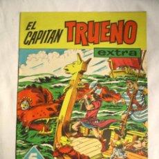 Tebeos: ALMANAQUE EXTRA 1961 CAPITAN TRUENO EDITORIAL BRUGUERA. Lote 40946837