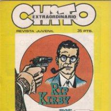 Tebeos: CHITO EXTRAORDINARIO. RIP KIRBY. EL CASO FARADAY.. Lote 41322353