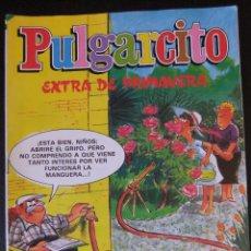Tebeos: PULGARCITO EXTRA DE PRIMAVERA 1981. Lote 42327555