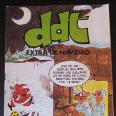 Tebeos: DDT EXTRA DE NAVIDAD 1981. Lote 42327663