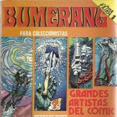 Tebeos: BUMERANG EXTRA 1 (NUEVA FRONTERA) 1980. Lote 43428016