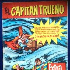 Tebeos: EL CAPITÁN TRUENO EXTRA DE VERANO 1958 - 1960 EDITORIAL BRUGUERA -. Lote 44691618