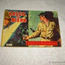 Tebeos: CASCO DE ACERO. EXTRAORDINARIO DE NAVIDAD. ED.MANHATAN. Lote 45642568