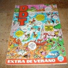 Tebeos: DDT EXTRA DE VERANO AÑO 1972 TEBEO BRUGUERA B.E.. Lote 45725281