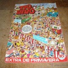 Tebeos: TIO VIVO EXTRA DE PRIMAVERA 1972. BRUGUERA. B.E.. Lote 45725375