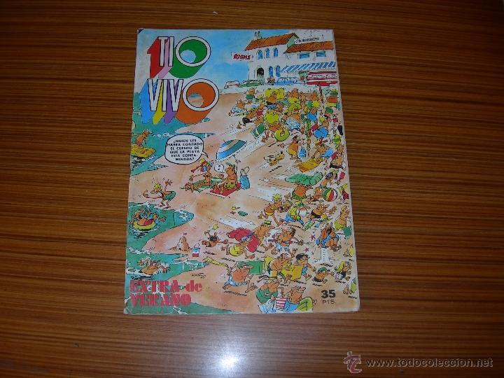TIO VIVO EXTRA DE VERANO PARA 1975 DE BRUGUERA (Tebeos y Cómics - Tebeos Extras)
