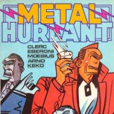 Tebeos: METAL HURLANT Nº 36 Y 37 Y EXTRA 1985. Lote 47205479