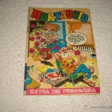 Tebeos: MORTADELO . EXTRA DE PRIMAVERA 1971. Lote 47205713