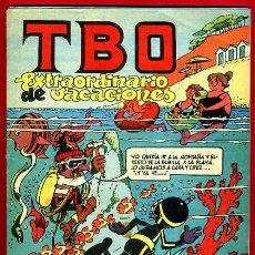 Tebeos: TBO , EXTRAORDINARIO DE VACACIONES , ORIGINAL , T5. Lote 47557326