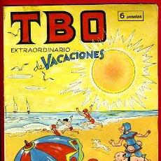 Tebeos: TBO , EXTRAORDINARIO DE VACACIONES , ORIGINAL , T8. Lote 47557400