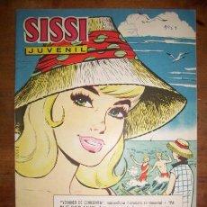 Tebeos: SISSI JUVENIL : EXTRA DE VACACIONES [1961] . Lote 49324343