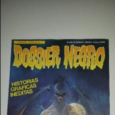Tebeos: DOSSIER NEGRO EXTRA 6 (192-193-194-195) D/L. Lote 53371840