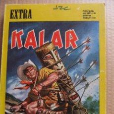 Tebeos: KALAR DE BOIXHER NUMERO EXTRA CON 122 PAGINAS 1967. Lote 54049387
