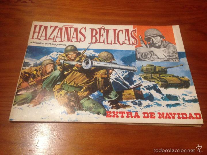 HAZAÑAS BELICAS EXTRA Nº 3 DE NAVIDAD 1974. URSUS. (Tebeos y Cómics - Tebeos Extras)