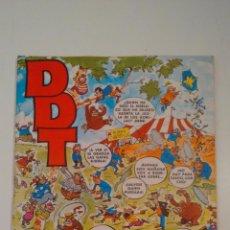 Tebeos: DDT EXTRA DE PRIMAVERA 1972. BRUGUERA 1972. RAF.. Lote 57350346