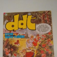 Tebeos: DDT EXTRA Nº 3. MAYO FLORIDO. BRUGUERA 1982.. Lote 57350653