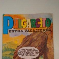 Tebeos: PULGARCITO EXTRA Nº 32. DE VACACIONES. BRUGUERA 1983.. Lote 57350823