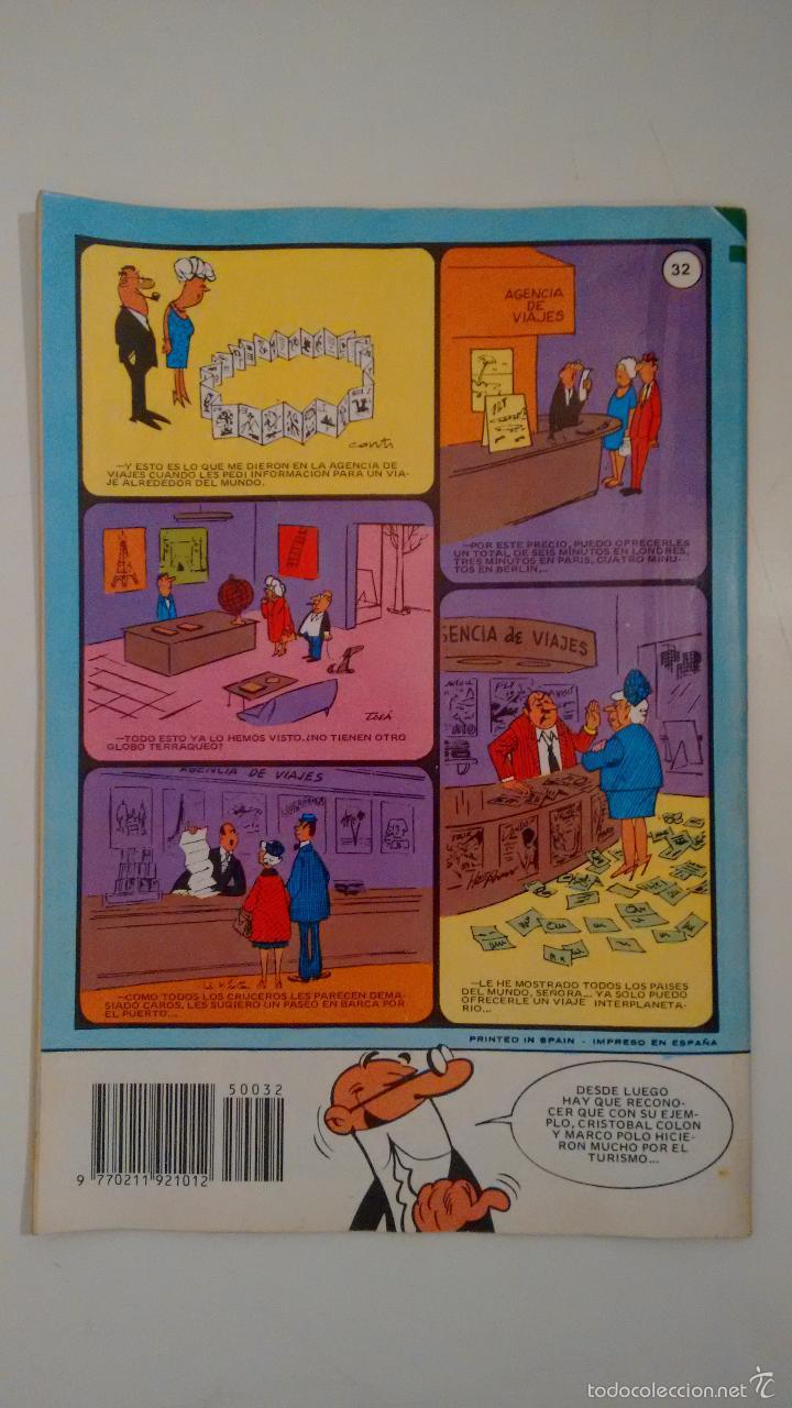 Tebeos: PULGARCITO EXTRA Nº 32. DE VACACIONES. BRUGUERA 1983. - Foto 3 - 57350823