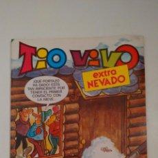 Tebeos: TIO VIVO EXTRA Nº 47. NEVADO. CON POSTER MORTADELO. BRUGUERA 1984.. Lote 57351009