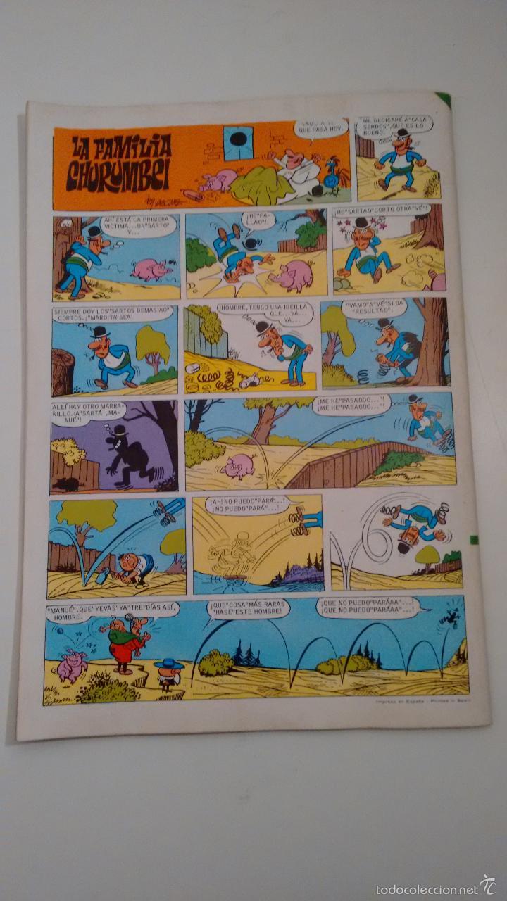 Tebeos: PULGARCITO EXTRA DE PRIMAVERA 1982. BRUGUERA 1982 - Foto 3 - 57674784