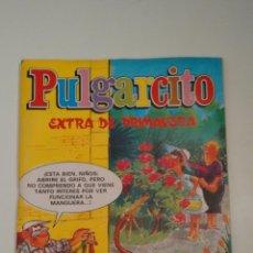 Tebeos: PULGARCITO EXTRA DE PRIMAVERA 1981. BRUGUERA 1981. Lote 57677504