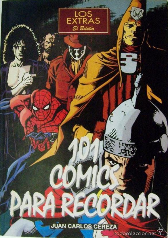 LIBRO 101 COMICS PARA RECORDAR EXTRAS EL BOLETIN (Tebeos y Cómics - Tebeos Extras)