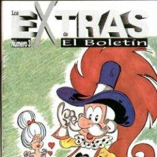 Tebeos: EL CAPITÁN MOSTACHETE, EDICIONES EL BOLETÍN, BARCELONA, 1996. Lote 58536174
