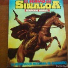 Tebeos: HERACLIO BERNAL. EL RAYO DE SINAOLA. AMAIKA.. Lote 59916399