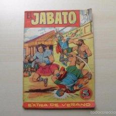 Tebeos: EL JABATO. Lote 60183919