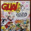 Tebeos: REVISTA GUAI!: EXTRA NAVIDEÑO 1987. POSTER CALENDARIO 1987. Lote 61354067
