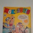 Tebeos: MORTADELO EXTRA Nº 34. DE VERANO. BRUGUERA 1981. Lote 68799585