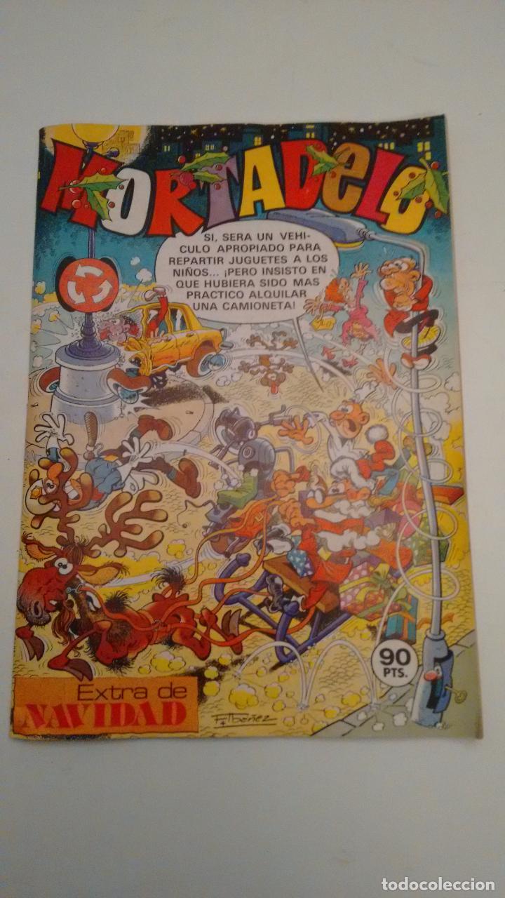 MORTADELO EXTRA Nº 35. DE NAVIDAD. BRUGUERA 1981 (Tebeos y Cómics - Tebeos Extras)