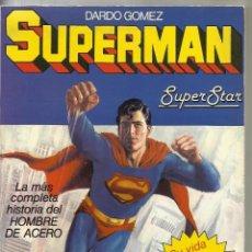 BDs: SUPERMAN - SUPER STAR - DARDO GOMEZ - ED. BRUGUERA - . Lote 77886457