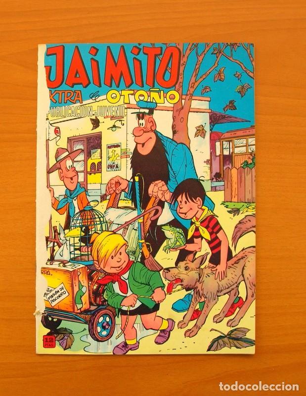 JAIMITO - EXTRA DE OTOÑO 1971 - EDITORIAL VALENCIANA (Tebeos y Cómics - Tebeos Extras)