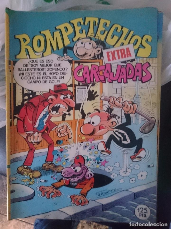 TEBEO EXTRA - ROMPETECHOS - CARCAJADAS -REFM1E5BODE (Tebeos y Cómics - Tebeos Extras)