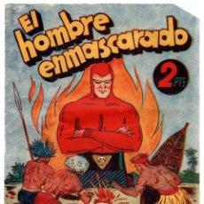 Tebeos: EL HOMBRE ENMASCARADO. EXTRAORDINARIO DE REYES. AÑOS 40. ORIGINAL. Lote 87423356