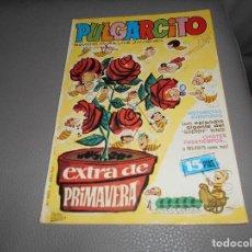 Tebeos: PULGARCITO. EXTRA DE PRIMAVERA 1965.ED. BRUGUERA. CON SHERIFF KING. CASI PERFECTO. Lote 87777408