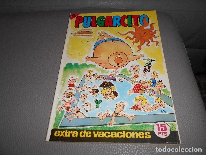 PULGARCITO EXTRA DE VACACIONES 1964 EDT. BRUGUERA S.A. 26,5X18,5 CM (Tebeos y Cómics - Tebeos Extras)