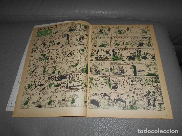 Tebeos: PULGARCITO EXTRA DE VACACIONES 1964 EDT. BRUGUERA S.A. 26,5X18,5 CM - Foto 3 - 87779620